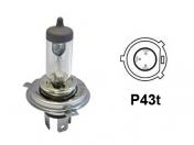 H4 12V halogen polttimo - 60/55W - P43t