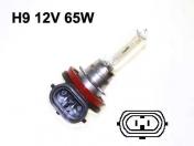 H9 12V halogen polttimo - 65W - PGJ19-5
