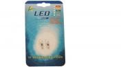 Polttimo 12V 1,2W T5 LED Valkoinen *pakkauksessa 2kpl