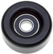 Hihnapyörä sileä Ø 76mm, leveys 30,5mm, keskireikä 17mm