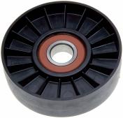 Ohjainrulla Ø 90mm, leveys 25.5 mm, keskireikä 17 mm