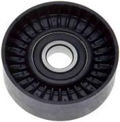 Hihnapyörä sileä  Mitat: Ø 76mm, leveys 26,3mm, keskireikä 17mm