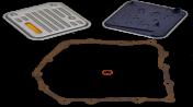 Vaihteistosuodatin+tiiviste Mopar 89-13 A604 4-vaihteinen *5-kulmainen pohja*