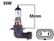 HB4 12V halogen polttimo - 9006 - 55W - P22D