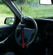 Ohjauspyörän lukko, Auto Locking