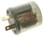 Vilkkurele GM 67-02 2-napainen PYÖREÄ *elektroninen*