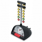 Genuine Hotrod Hardware® Drag Racing Alarm Clock