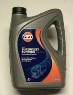 ÖLJY GULF SUPERFLEET SUPREME 15W-40 4L
