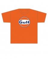 Lasten Gulf t-paita oranssi