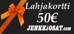 Lahjakortti, 50 euroa
