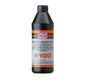 Öljy Liqui Moly 8100 täyssynteettinen, kaksoiskytkinvaihteistoihin