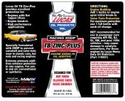 Lucas TB-Zinc Plus *sinkki-lisäaine* 473ml