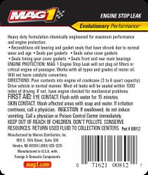Mag1 Engine Stop Leak 428ml