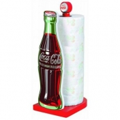 Genuine Hotrod Hardware® Coca-Cola Paper Towel Holder