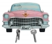 Genuine Hotrod Hardware® Elvis Pink Caddy Key Rack