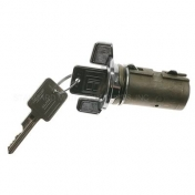 Lukkosylinteri virtalukko GM 78-99 / Jeep 85-91 *kromattu*