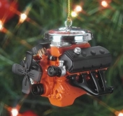 Hemi 426 Engine Ornament
