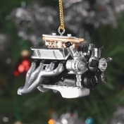 Ford 427 Wedge Engine Ornament