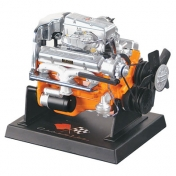 1:6 Scale Die-Cast Chevrolet 327 Fuel Injected Corvette Engine