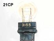 12V 21CP polttimo GM-G25,5 / T20, S25 *3155*