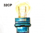12V polttimo kirkas 32CP (27W)-G25,5 / T20, S25 *3156