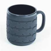 Genuine Hotrod Hardware® Tire Tread Coffee Cup